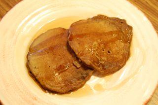 Chocolate pancakes 019