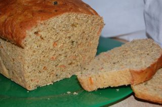 Veggie bread 011