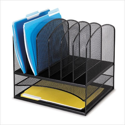 Desk+Organizer+2+Horizontal_6+Upright+Sections