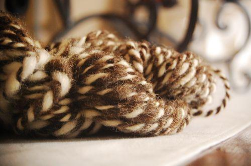 First yarn 002