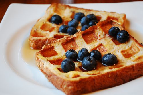 Invisible zipper french toast waffles 008