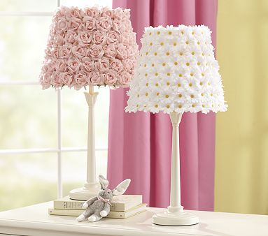 Pbk rose lamp