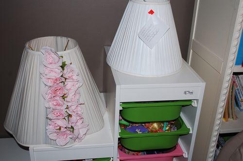 Rose lamp 042
