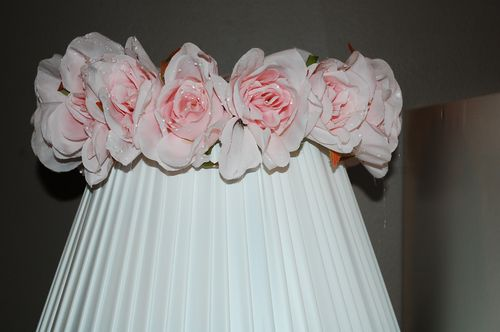 Rose lamp 046