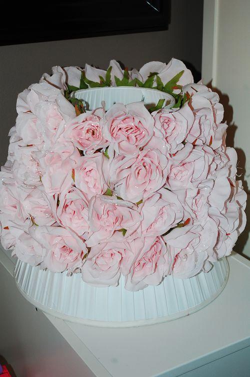 Rose lamp 047